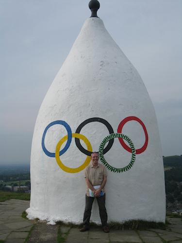 White Nancy Olympic