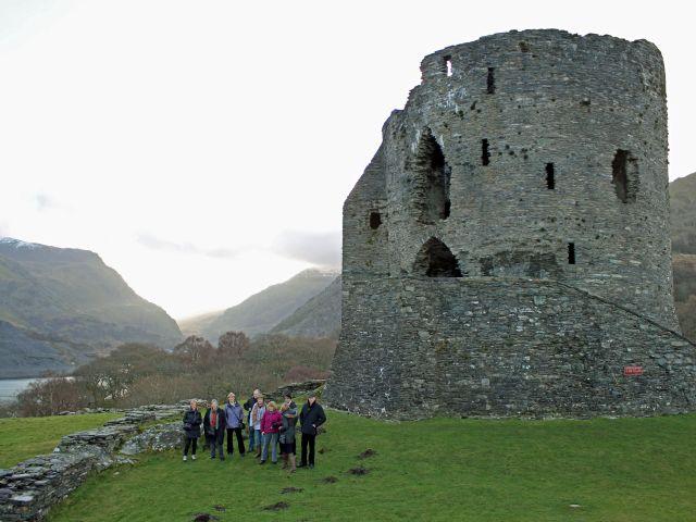 Llanberis Castle