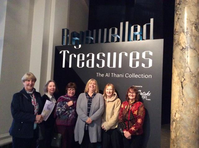 London V&A museum Feb 16 2