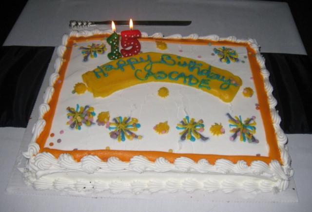 Cascade 15th Birthday Party 6