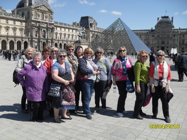 Paris Monet May 16