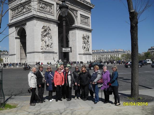 Paris Monet May 16 2