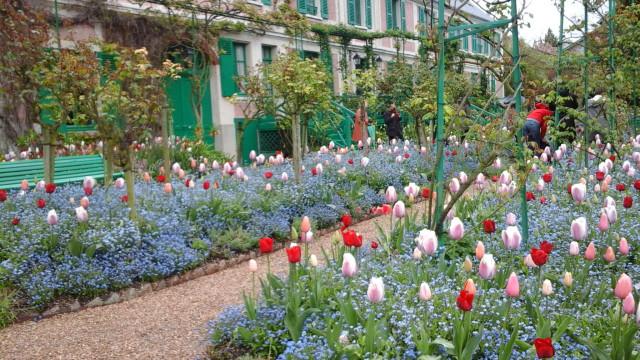 Paris, Monet May 16 4