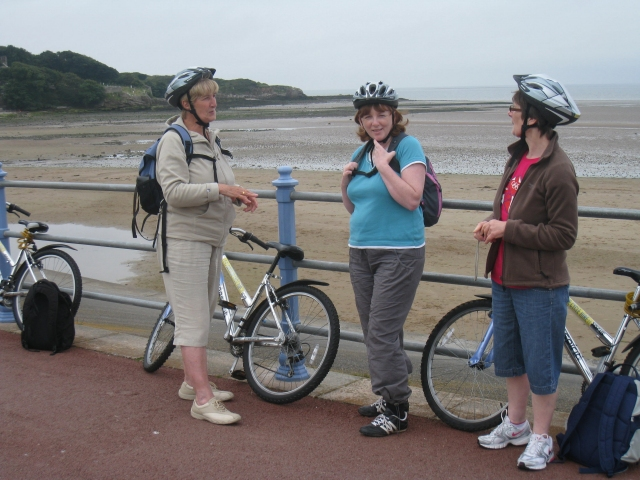 Morecambe Pedallers 2012