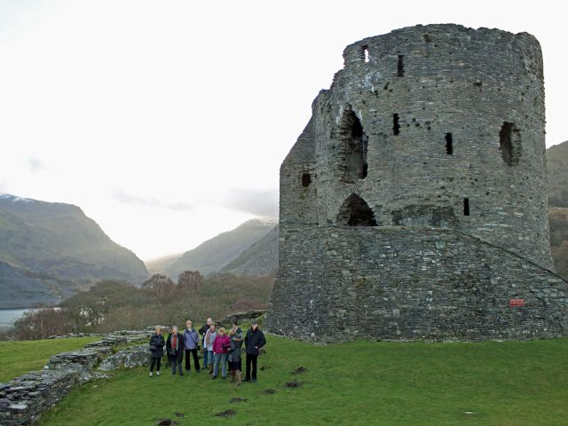 Llanberis Castle
