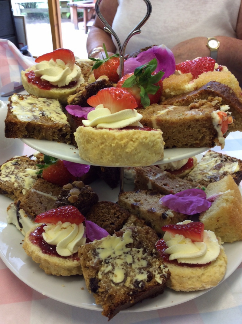Afternoon tea Bunbury Mill June 2017